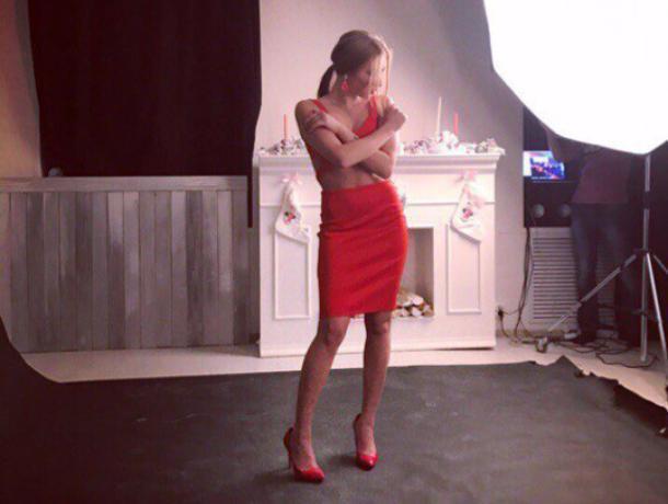 Ученица модельного агентства «LOOK AT ME» Яна Андрюшина: «Мой девиз: Начала - побеждай!»