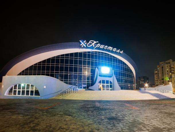 Александр Якушев открыл вТамбове Ночную Хоккейную Лигу