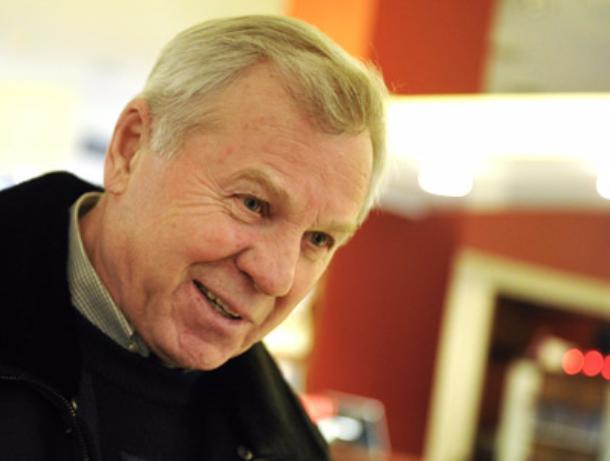 Тамбов посетил двукратный олимпийский чемпион по хоккею Борис Майоров
