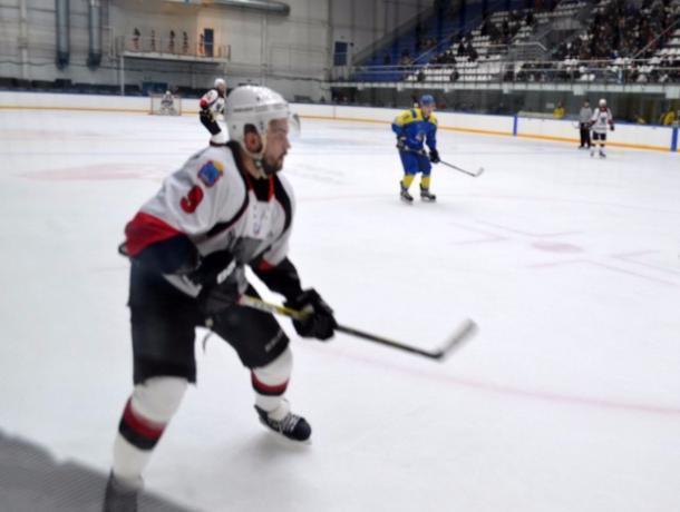 Хоккейный клуб  «Тамбов» провел первый выездной тур сенсационно плохо