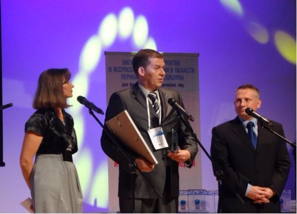 Тамбовская детская больница получила Всероссийскую премию «Первые лица»
