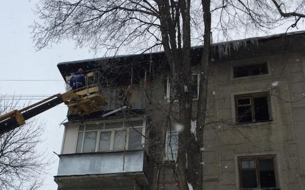 Что произошло в пятиэтажке на Володарского, и что там происходит сейчас