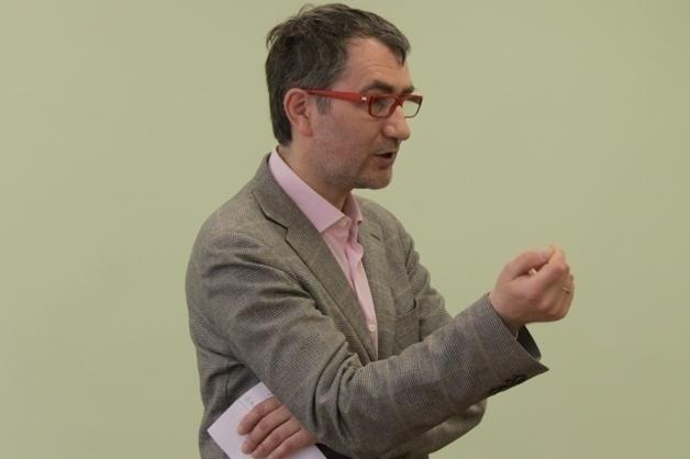 Григорий Заславский рассказал тамбовским студентам о современном театре