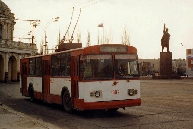 В Тамбове решают вопрос об отмене троллейбусов