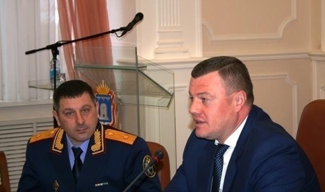 Новым управляющим регионального следственного управления стал генерал-майор изХабаровска
