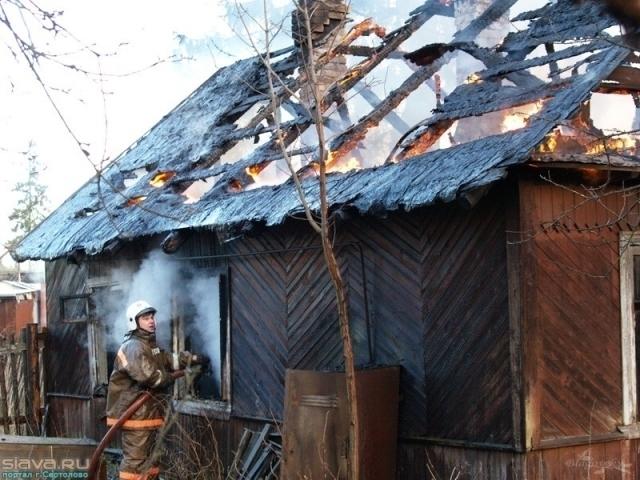 За один день два пожара в Моршанском районе. Есть пострадавшие
