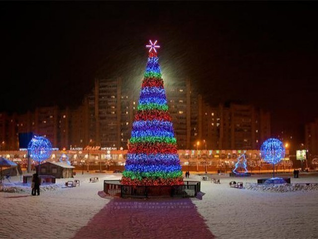 Начал работать сайт новогодней столицы России 2016-2017