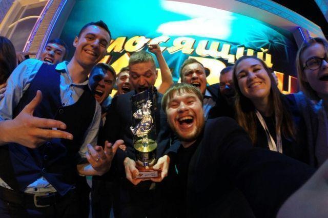 Первый канал показал триумф тамбовского «Проигрывателя» в Светлогорске