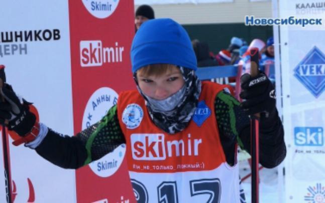 Юный тамбовский биатлонист принял участие в первом этапе «Кубка Анны Богалий – Skimir»