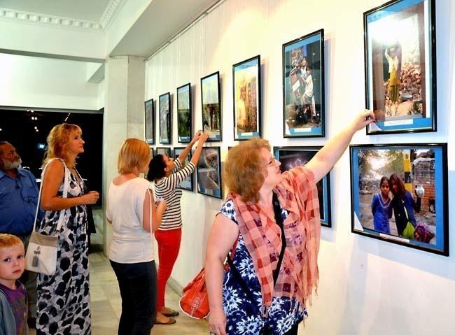 В Тамбовской картинной галерее решено провести фотовыставку «Планета Земля. Индия».