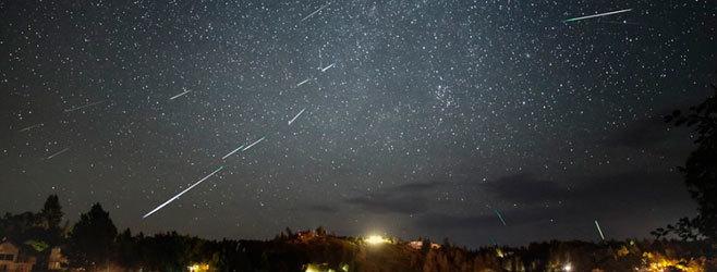Тамбовчане станут свидетелями звездопада