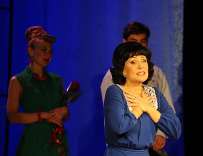 Нонна Гришаева заставила зал ТМТ аплодировать стоя в трогательной истории о заботе и любви