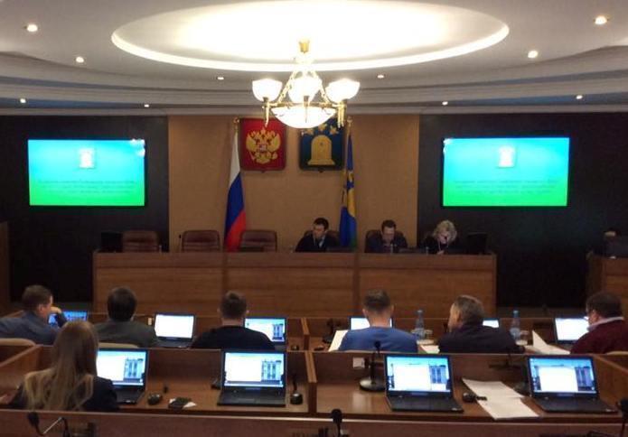 Депутаты дали больше времени на выборы главы администрации Тамбова