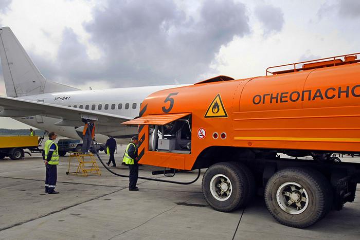 «Аэропорт «Тамбов» незаконно завысил тариф на авиационный керосин