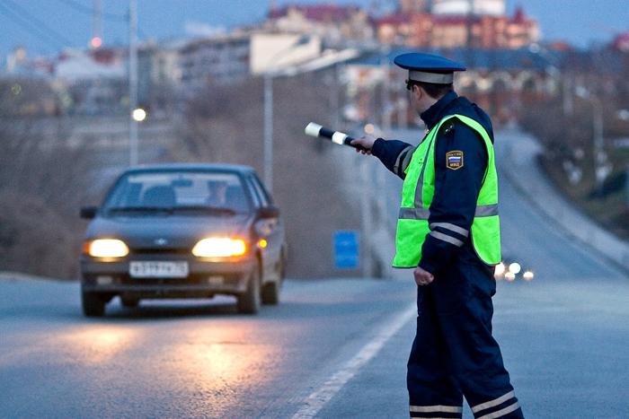 Мичуринец осужден за насилие в отношении инспектора ДПС