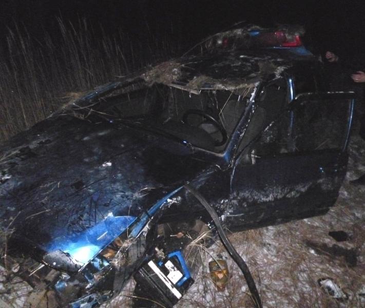 За минувшие выходные на территории Тамбовской области в ДТП погиб один человек и восемь пострадали