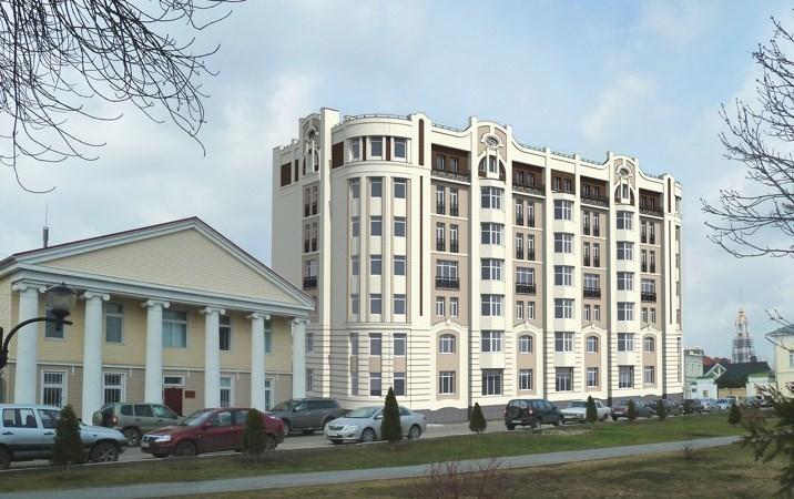 Элитные тамбовские апартаменты: область вошла в десятку дорогих новостроек