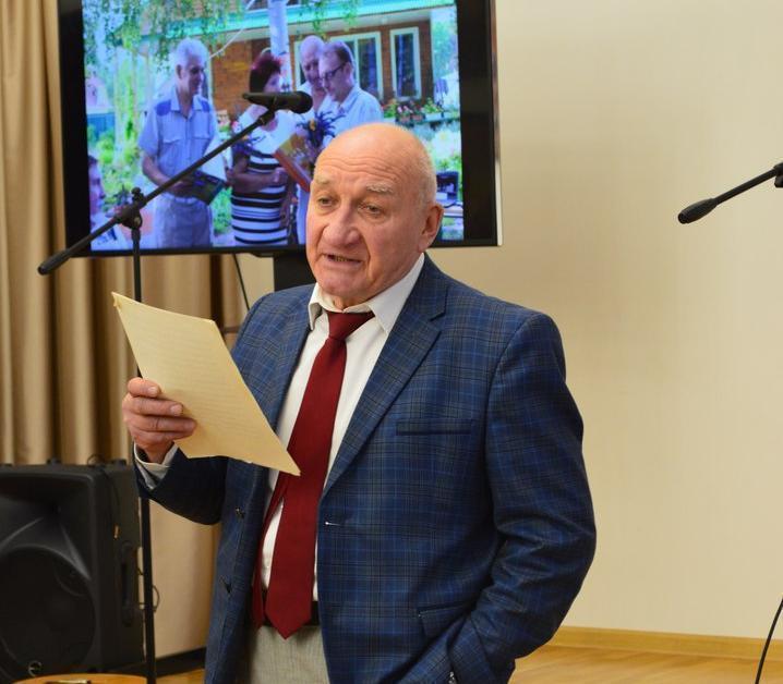 Тамбовчанам открылся мир творческих тайн писателя Селиверстова