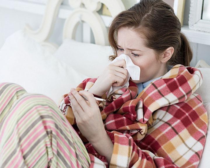 Заболеваемость гриппом и ОРВИ в Тамбовской области не превышает пороговых значений