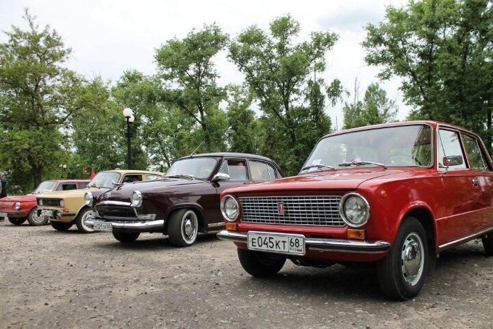 Котовск на день стал автомобильной столицей Тамбовщины