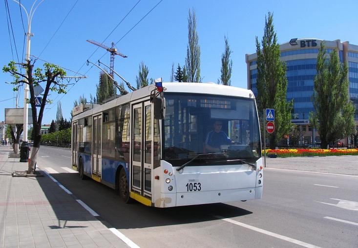 В Тамбове спишут несколько старых троллейбусов