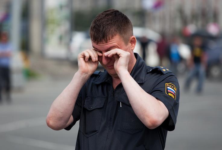 Не матерись да не оштрафован будешь… Мичуринцу, «пославшему» полицейского, назначили обязательные работы