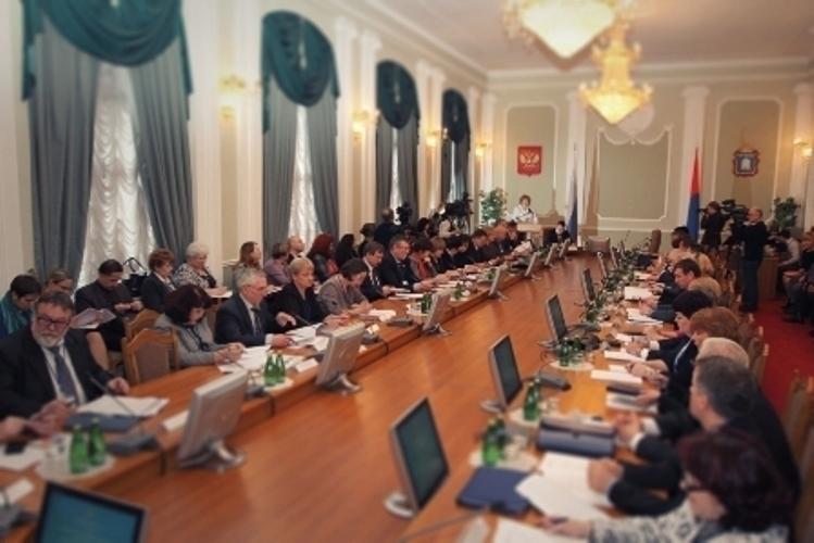 В Тамбовской области создан координационный совет по промышленной политике