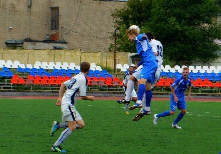 «Державинцы» впереди турнирной таблицы студенческой футбольной лиги