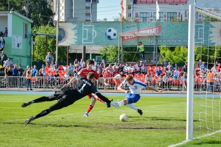 Гол Аппаева вернул «Тамбов» на первое место в турнирной таблице