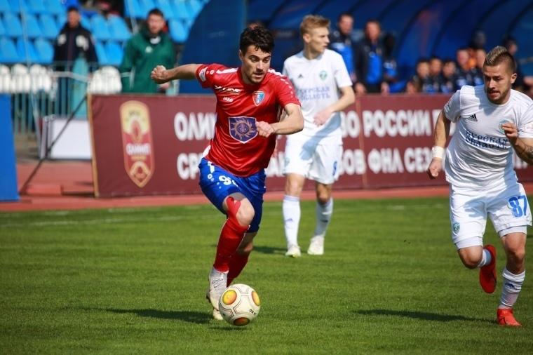 Ничьей завершился матч между «Тамбовом» и курским «Авангардом»