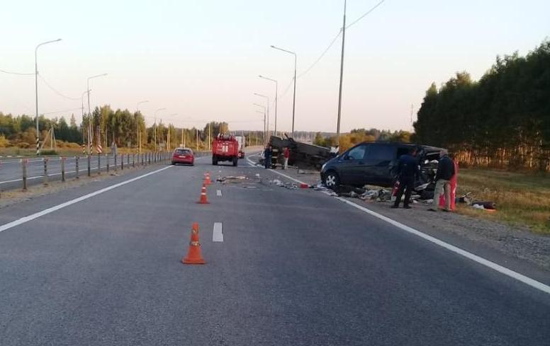 В ДТП в Никифоровском районе погиб человек