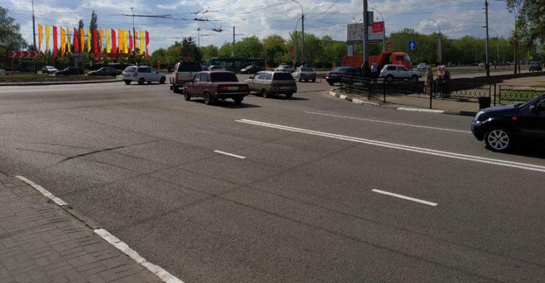 Внимание! Перенесен пешеходный переход у бывшего магазина «Океан»