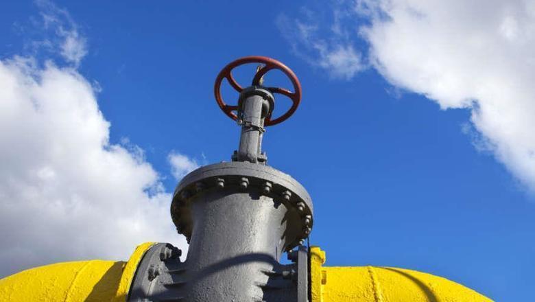 В Кирсановском районе произошел порыв газопровода высокого давления