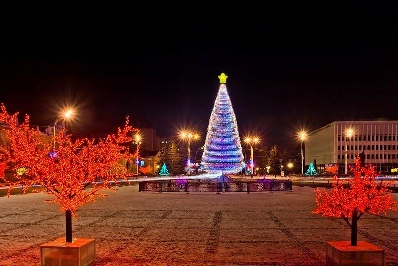 Официальным символом Новогодней столицы России станет тамбовский волк