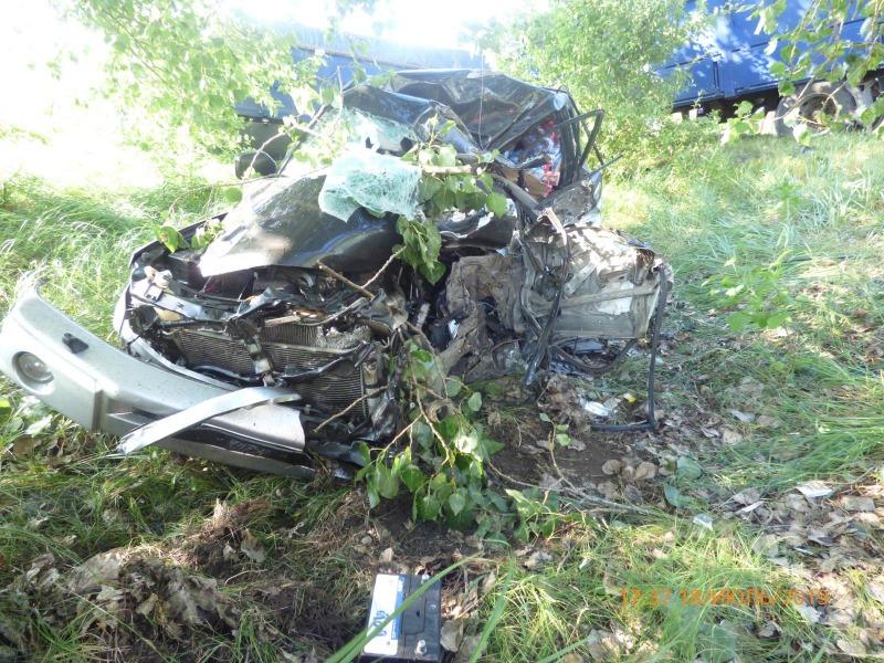 В Воронежской области c произошло смертельное ДТП с участием тамбовчанина
