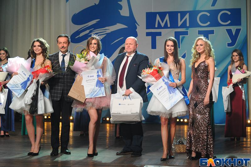 Корону Мисс ТГТУ-2019 получила будущий архитектор