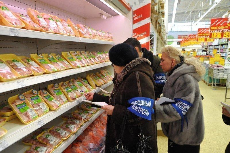 В Мичуринске торгуют просроченными продуктами питания
