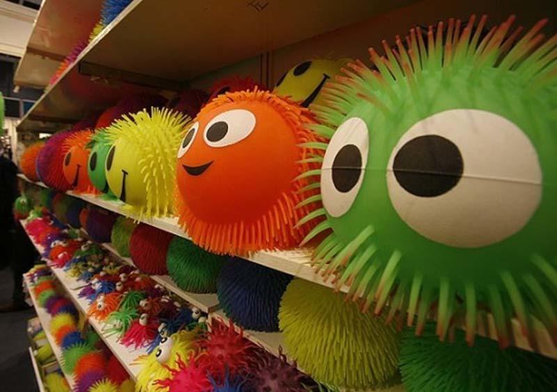 В Котовске торговали игрушками, опасными для детей