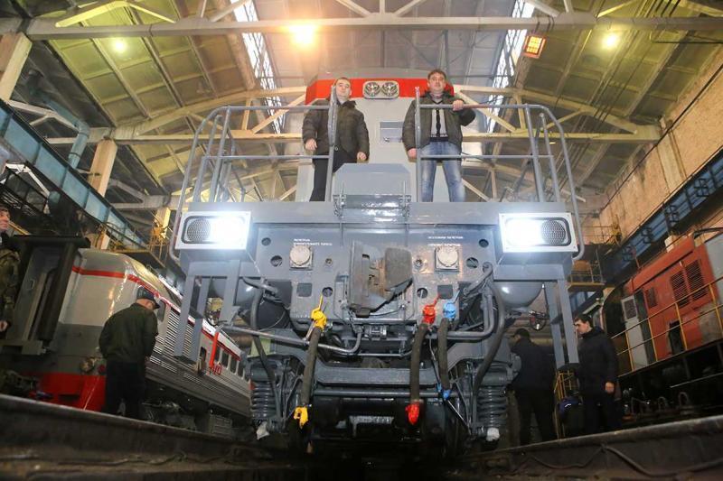 Мичуринский локомотиворемонтный завод «Милорем» получил новые заказы на будущий год