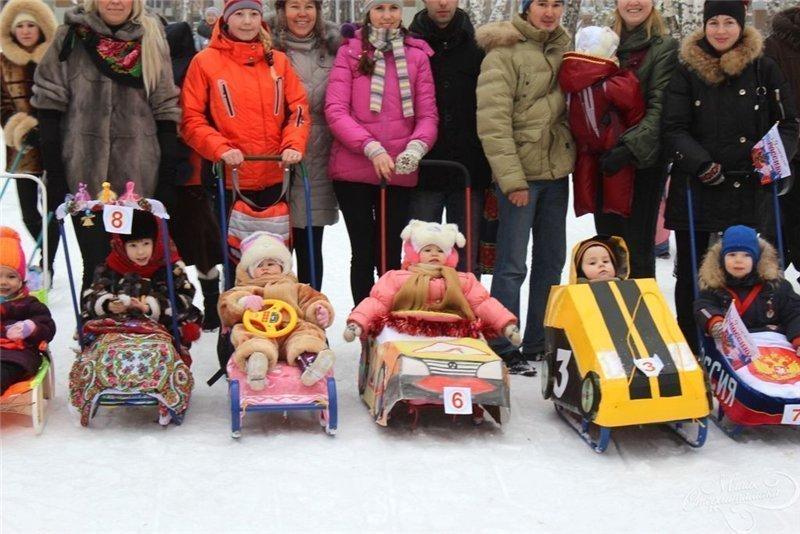 ВМичуринске приняли решение провести Семейный парад санок