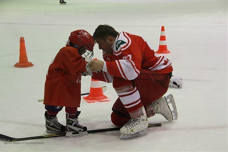 Хоккейный клуб «Тамбов» и детский сад  «Мальвина» стали победителями Всероссийской акции «Я выбираю спорт!»