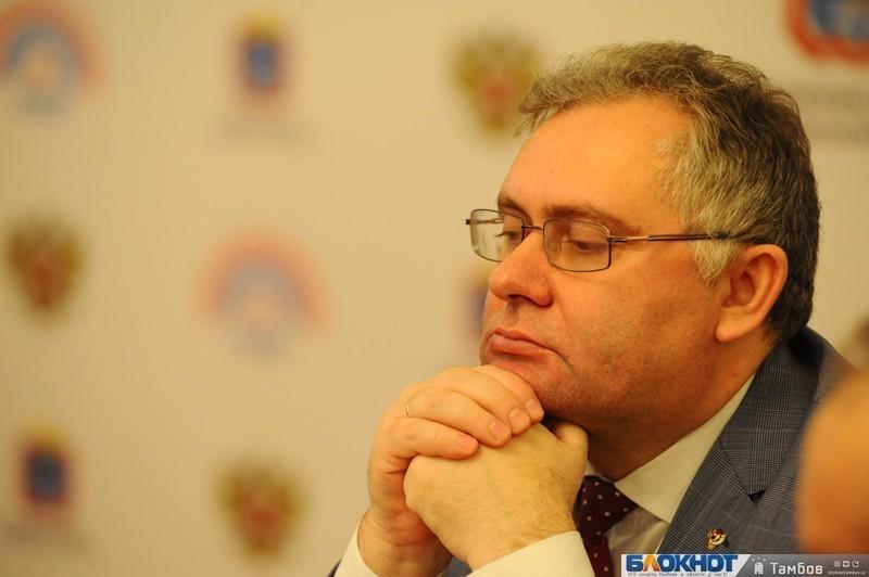 Сергей Чеботарёв получил два года власти: краткие итоги правления главы Тамбова