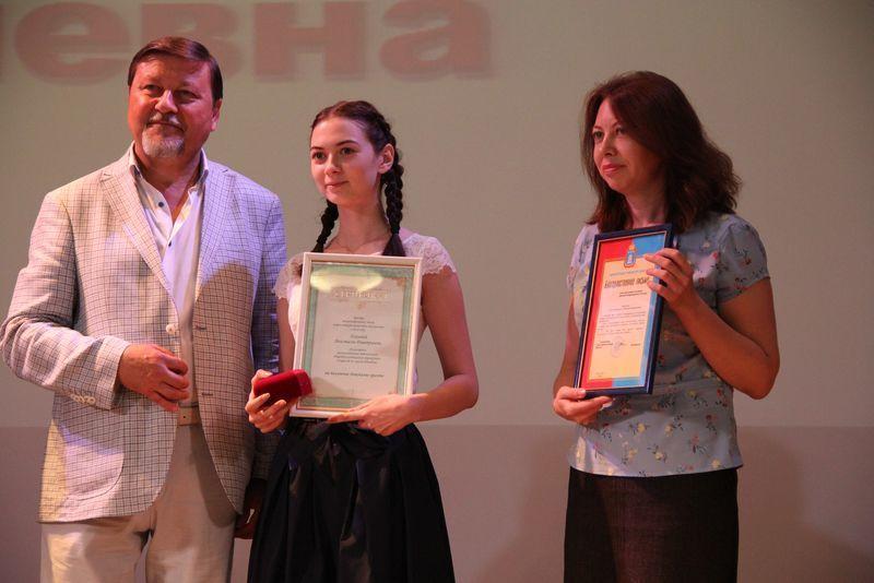 В Тамбове наградят 40 выпускников региона