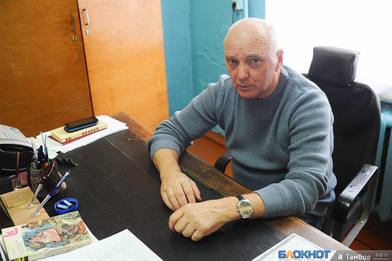 Лица города.  Владимир Стручков: «Учитель – это и отец, и мать, и дедушка, и воспитатель, и педагог и все на свете»