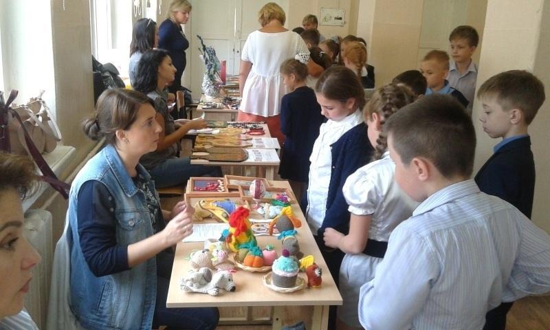 «Все лучшее — детям»: в Тамбове прошла Неделя допобразования