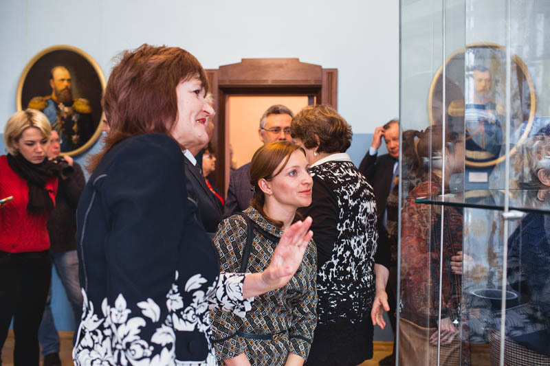 В усадьбе Асеевых закрывается выставка уникального датского королевского фарфора