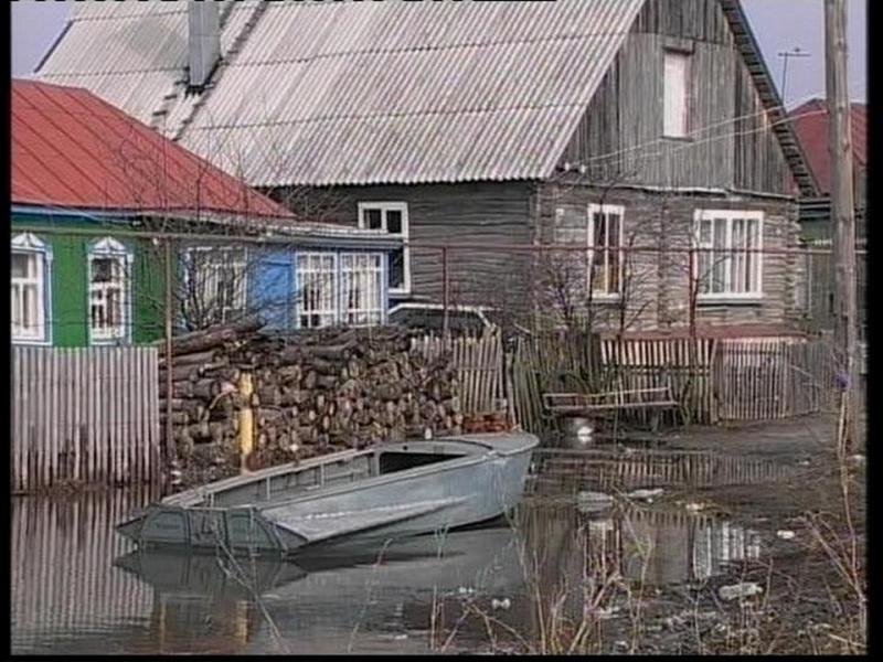 В Мичуринске создан реестр мест подтопления домов