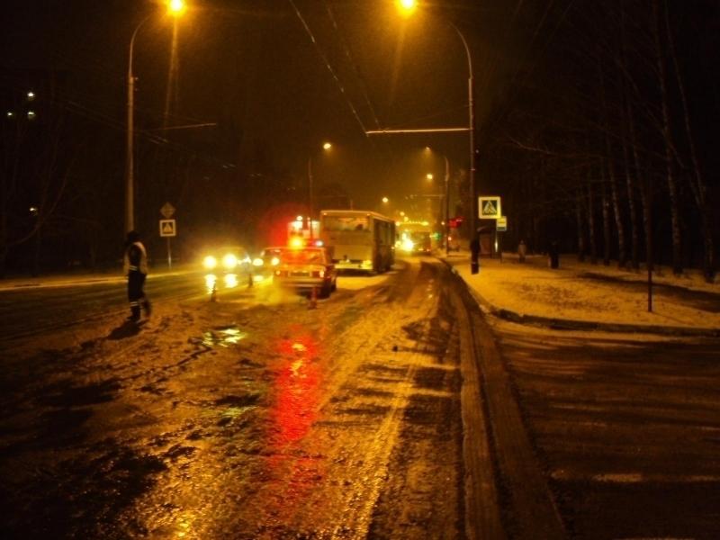Водитель автобуса в Тамбове сбил подростка