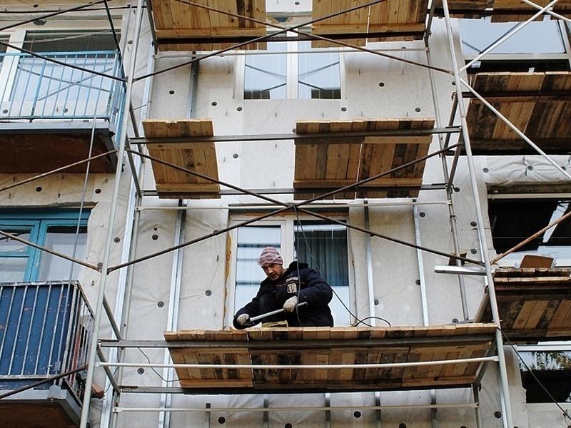 198 многоквартирных домов Тамбовской области капитально отремонтированы