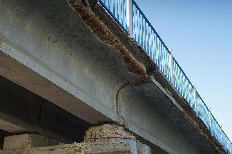 Грузовикам проезд закрыт! Еще один мост в области признан аварийным